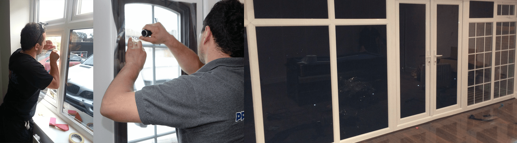 Commercial and Residential Window Tinting